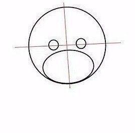 Как нарисовать с детьми медвежонка с сердечком