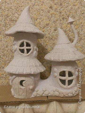 Создаем волшебный домик гнома