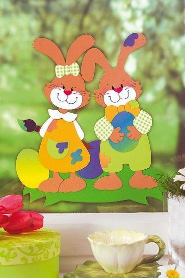 Бумажные зайцы