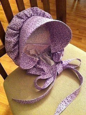 Старинные шляпы для кукол