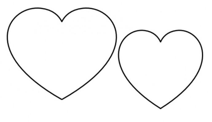 Чудесная открытка с тюльпаном внутри сердца 1