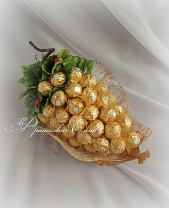 Идеи сладких новогодних подарков 5