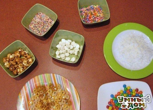 Как сделать полезные сладости вместе с детьми