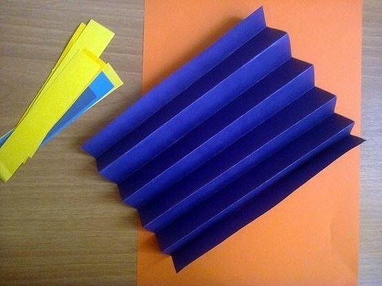 Вееры-букетики