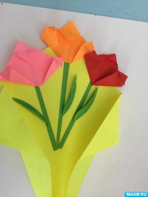 Чудесный букет цветов для любимой мамочки