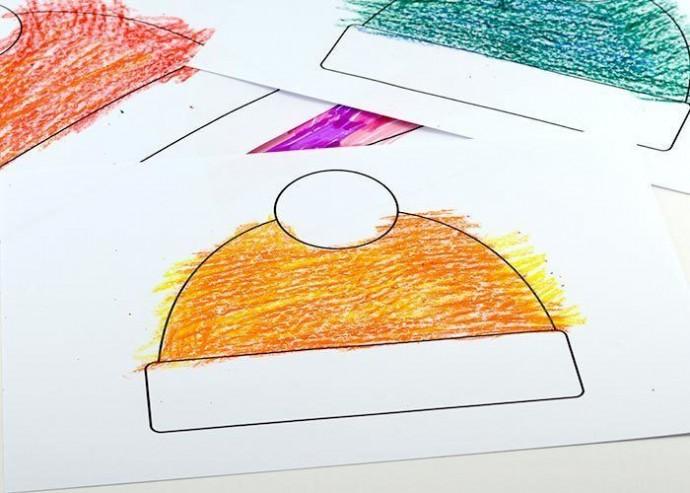 Поделки из ватных дисков и ватных шариков