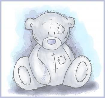 Рисуем мишку Тедди 0