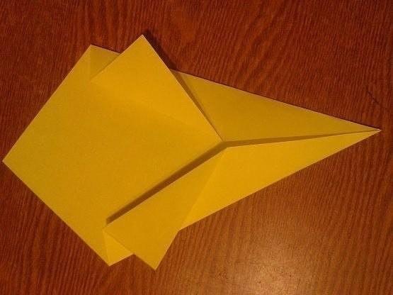 Мини букетики из бумаги