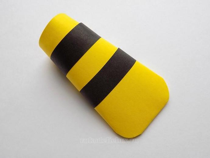 Пчёлка для пальчикового театра