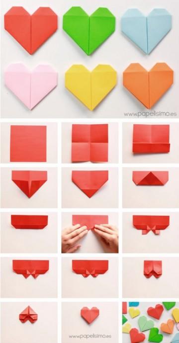 Искусство оригами с детьми 3