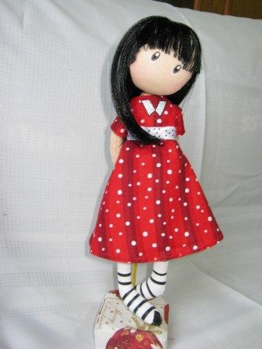 Шьем куколку