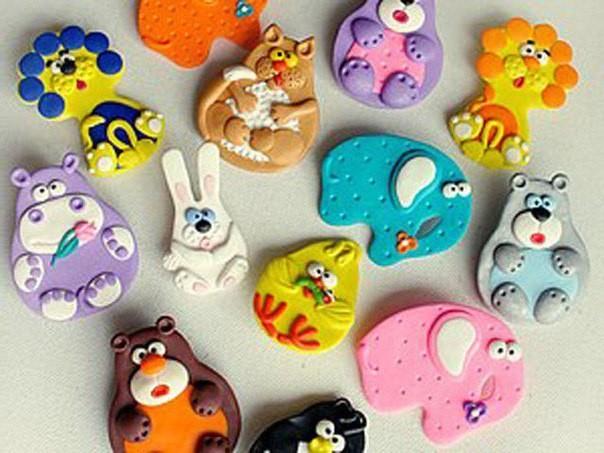 Полимерная глина для детского творчества своими руками