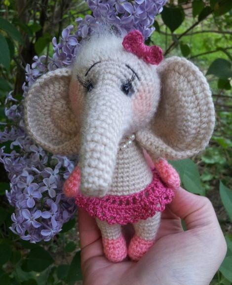 Маленький слоник