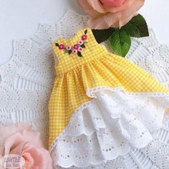 Одежда для куколок