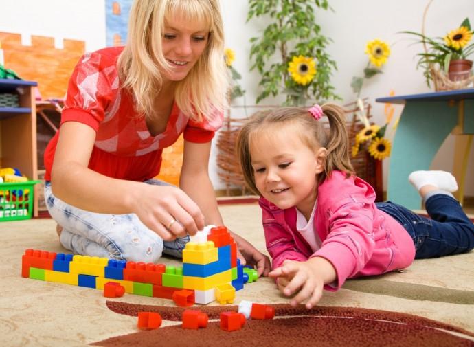В какие игры можно играть с детьми