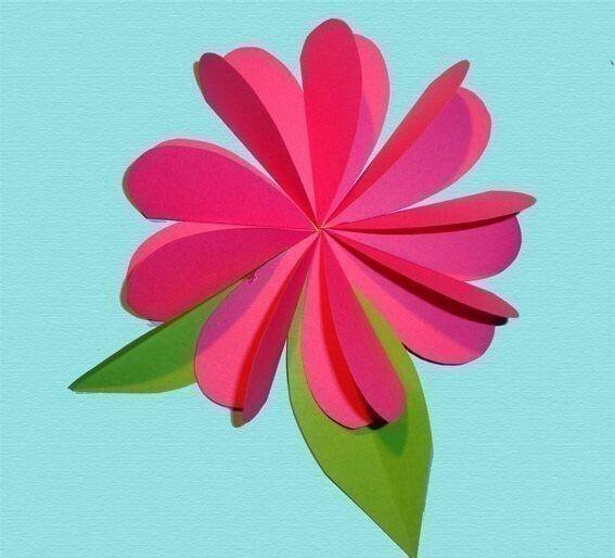 Цветочные аппликации: идеи 9