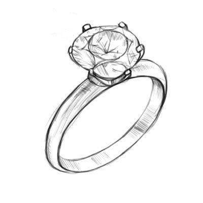 Рисуем кольцо