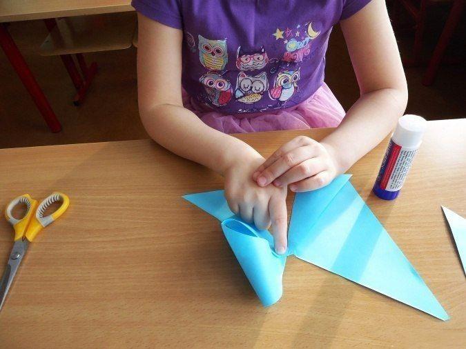 Бантики-оригами 3