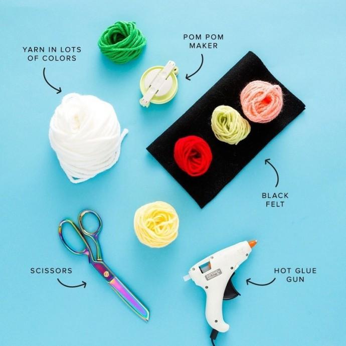 Поделки с детьми: игрушечные суши