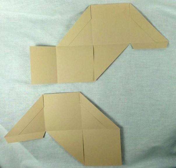 Интересная коробочка с ящиками 3