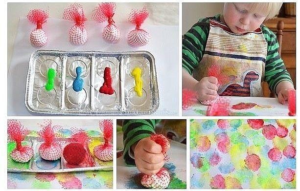 Как научить детей рисовать с помощью сетки