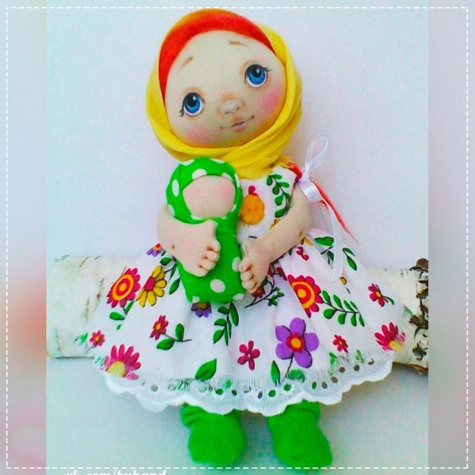 Куколка Клуша