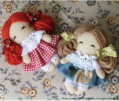 Малeнькие куколки 0