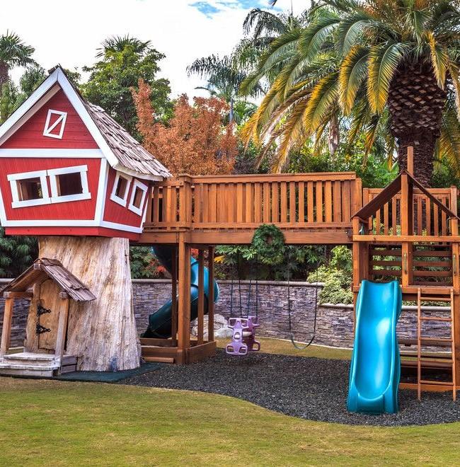 Домики для детей: идеи для вдохновения