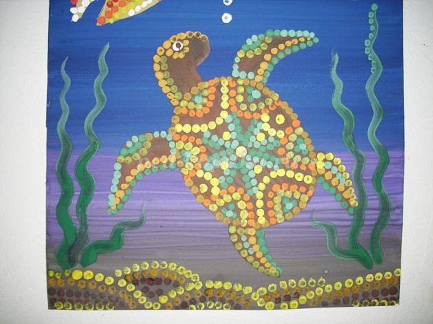 Рисуем подводный мир