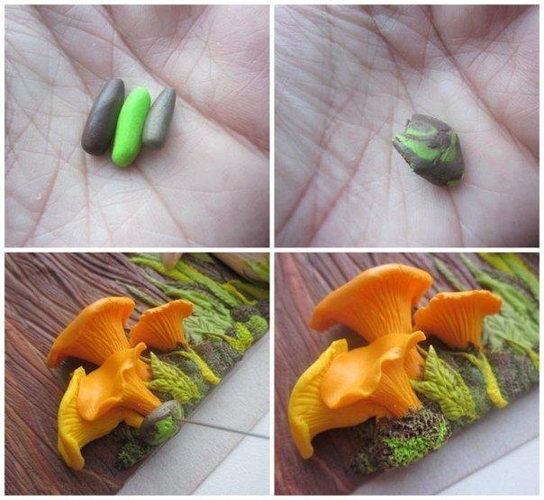 Маленькие секреты большой лепки из пластилина 4