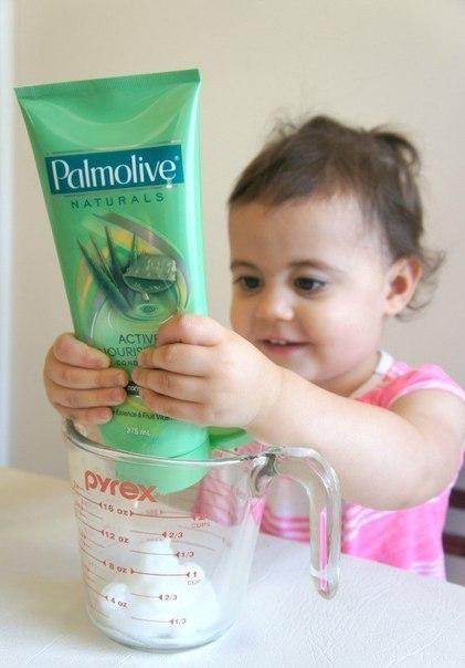 Шелковистый пластилин для детей своими руками