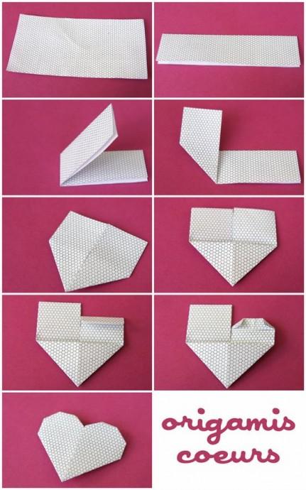 Закладки-оригами 5