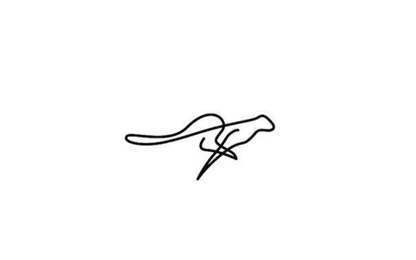 Животные, нарисованные одной линией 7