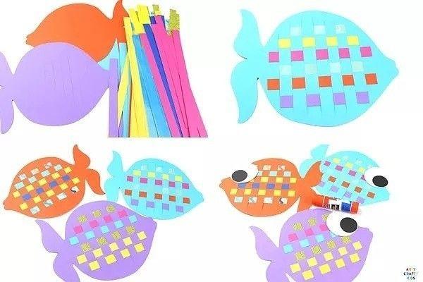 Рыбки-плетенки 8