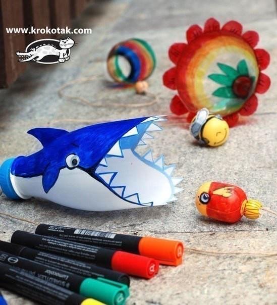 Игрушки для игр детскими руками