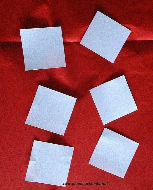 Очень красивые объёмные снежинки из бумаги 1