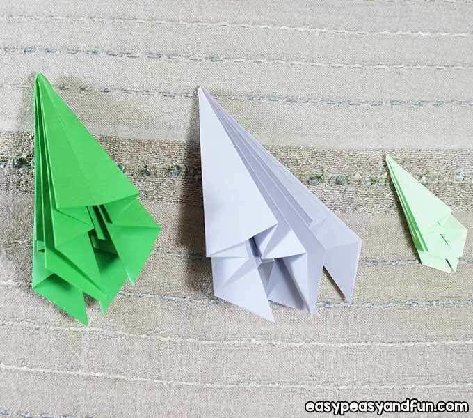 Бумажные зонтики