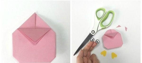 Веселые вороны в технике оригами 5